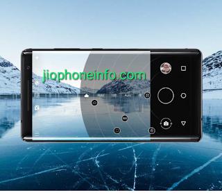 Nokia 8 Sirocco Panorama Mode Screen