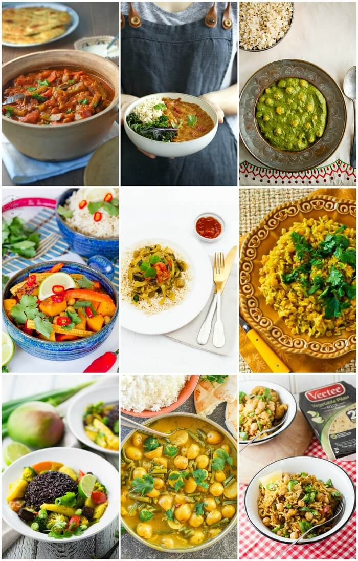 9 Easy winter vegan dals and curries