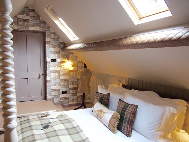 accommodation at The Plough Scalby