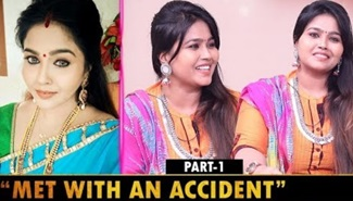 Actress Archana Harish Interview | Azhagu | Valli | Pagal Nilavu