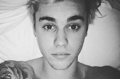 Justin Bieber Nose Piercing