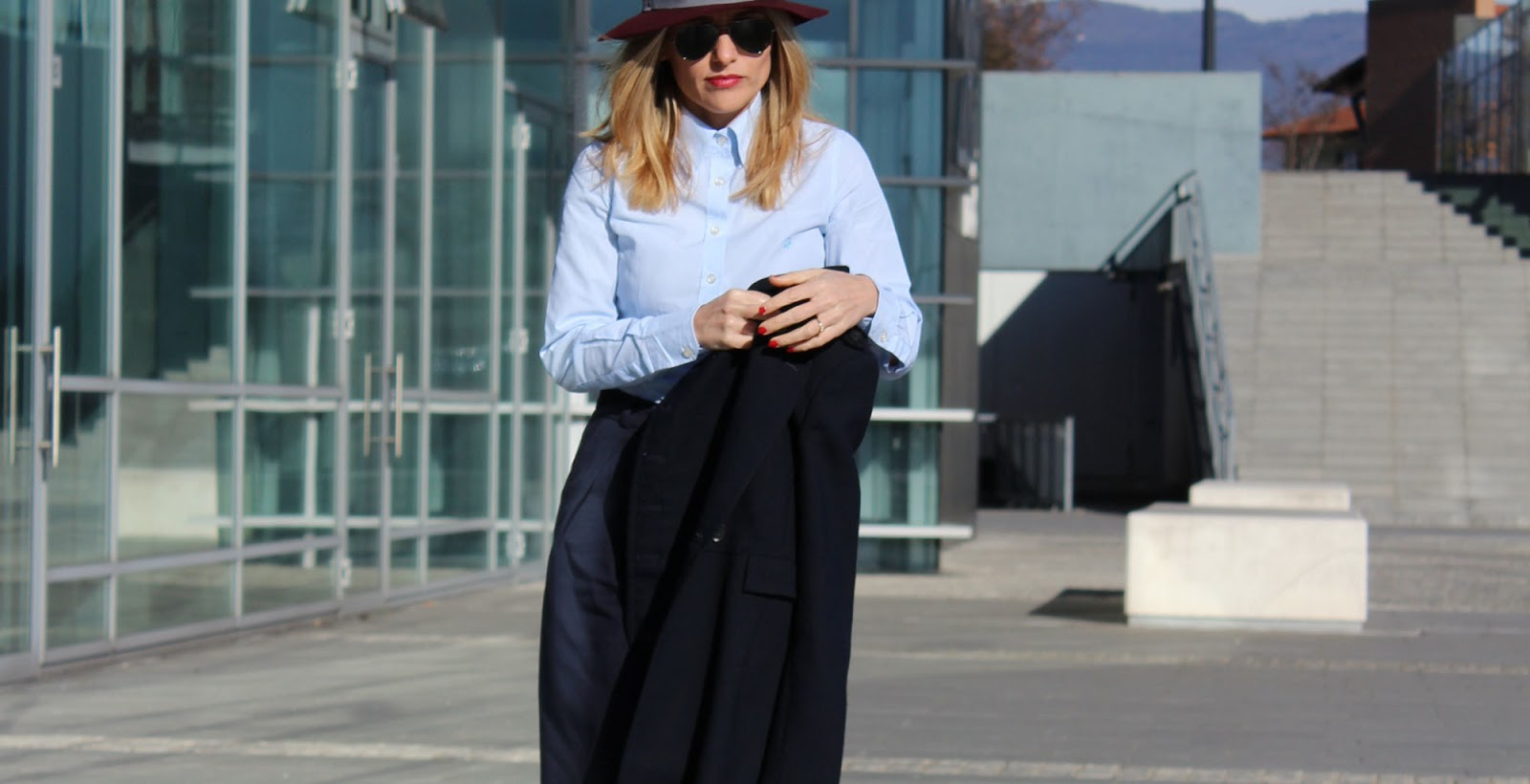 Eniwhere Fashion - Culottes and hat