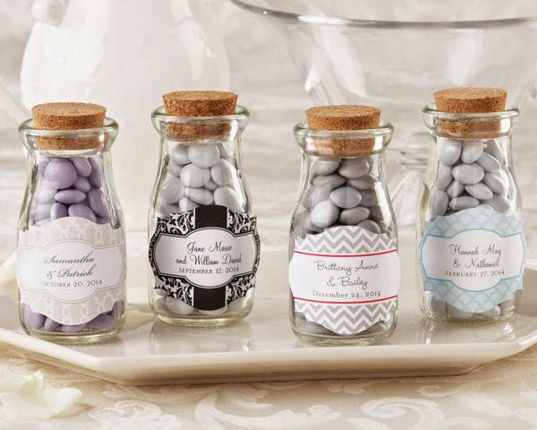 Vintage-Inspired Wedding Favors