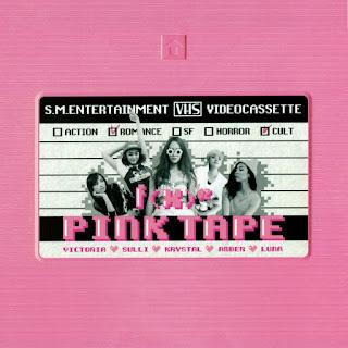 Resultado de imagem para pink tape f(x)