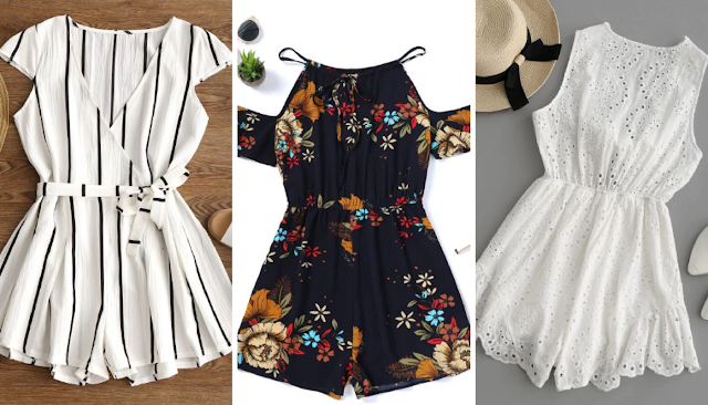 Zaful Spring Wishlist Rompers