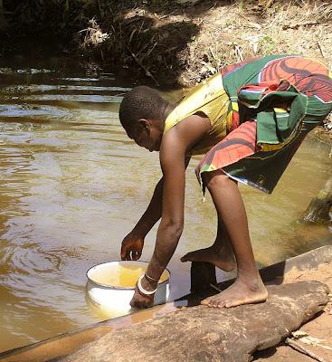 300 milhões de africanos poderão ter resolvido o problema da água