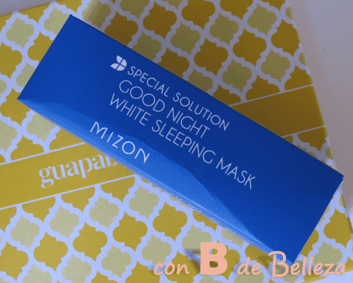 Sleeping mask izon