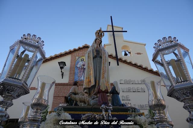 Virgen de Fátima 2018