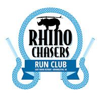 Rhino Chasers Run Club in Brambleton