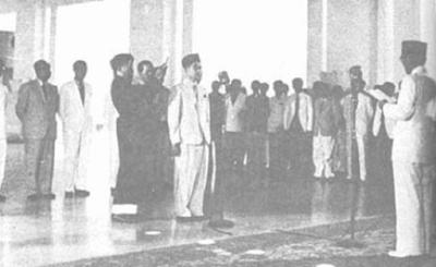 Masa Demokrasi Parlementer (1950-1959)