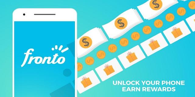 Fronto : Cara Mudah Mendapatkan Pulsa Gratis dari Aplikasi Android Fronto
