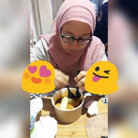 Jalan-jalan Makan Oden Di Sunway Putra Mall