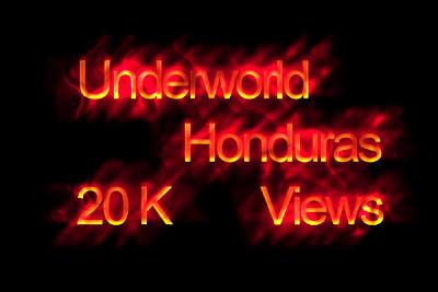 UNDERWORLD HONDURAS: July 2011