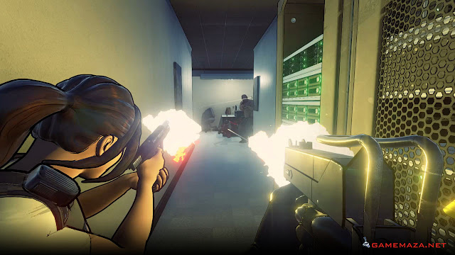 RICO Gameplay Screenshot 4