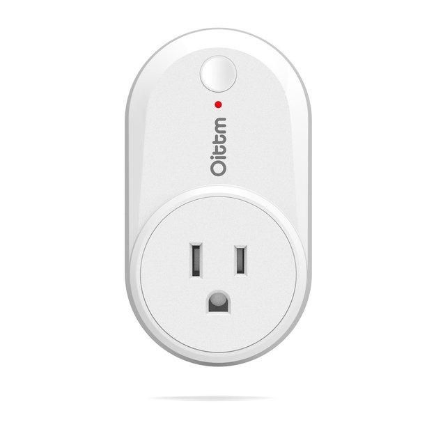 Save 50% On Oittm Smart WiFi Plug