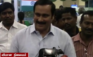 Centre must implement permanent ordinance :Anbumani Ramadoss
