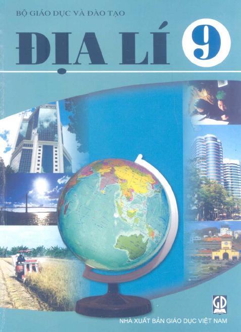 Sách Giáo Khoa Địa Lí 9