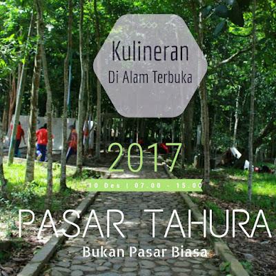 Genpi Lampung Akan Gelar Pasar Tahura dan Kulineran di Alam Terbuka