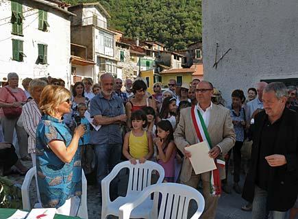 Piazzetta Nico Orengo - Islabonita