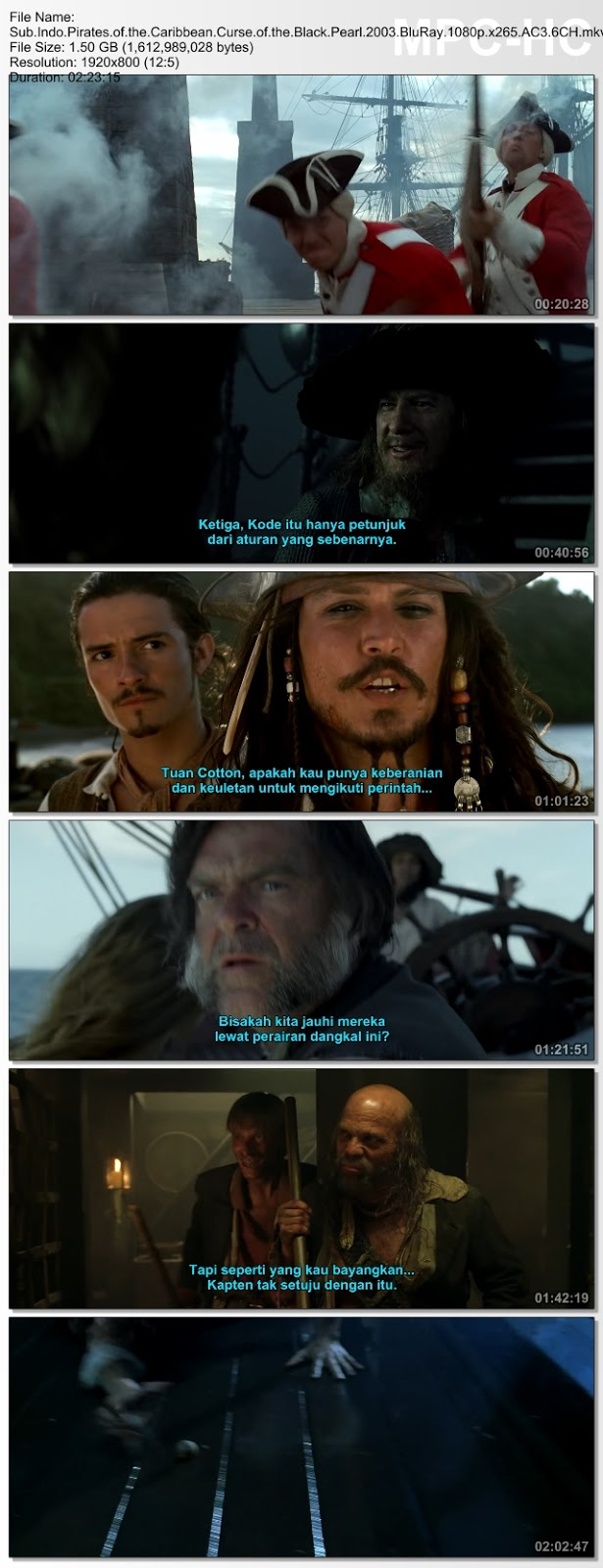 Download Pirates Of The Caribbean 5 Sub Indo : download, pirates, caribbean, Download