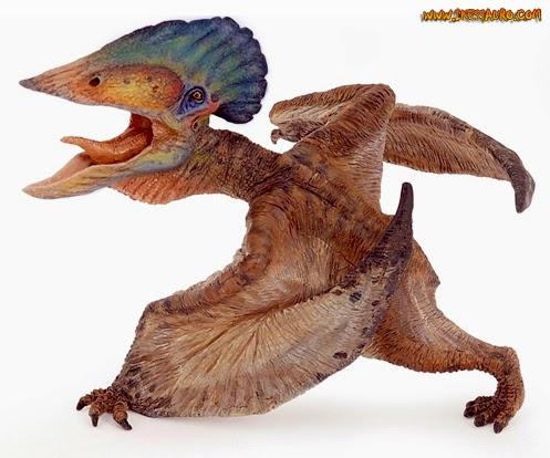 Papo Tupuxuara pterosaur