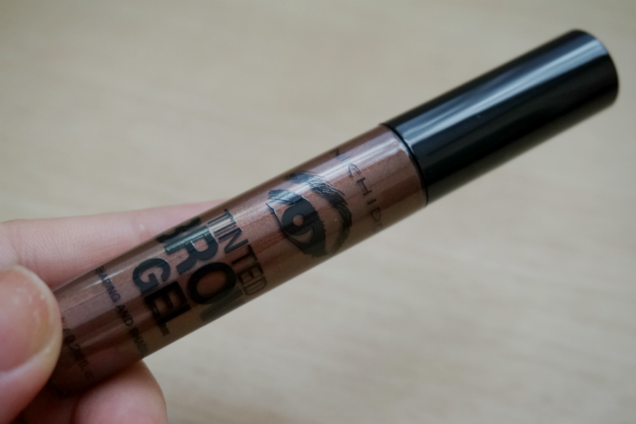Nichido Tinted Brow Gel in Espresso
