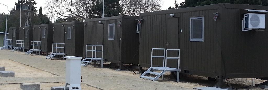 польові мобільні табори