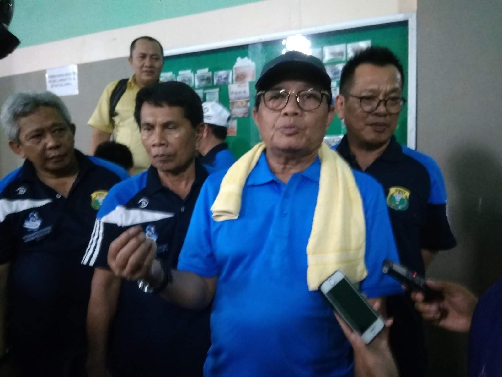 Gubernur Jambi Membuka Kejuaraan Bulutangkis Angso Duo Cup I Tahun 2019 Hall Kasturi