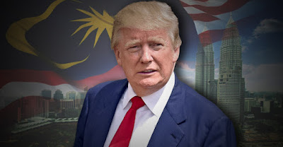 Trump Selar Malaysia Sebagai 'Penipu'