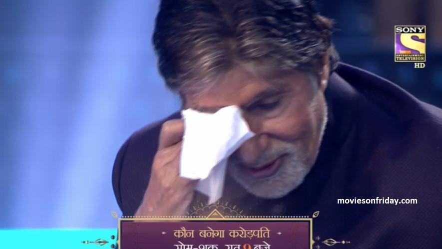 Big B Will Not Celebrate His Birthday, Gets Emotional