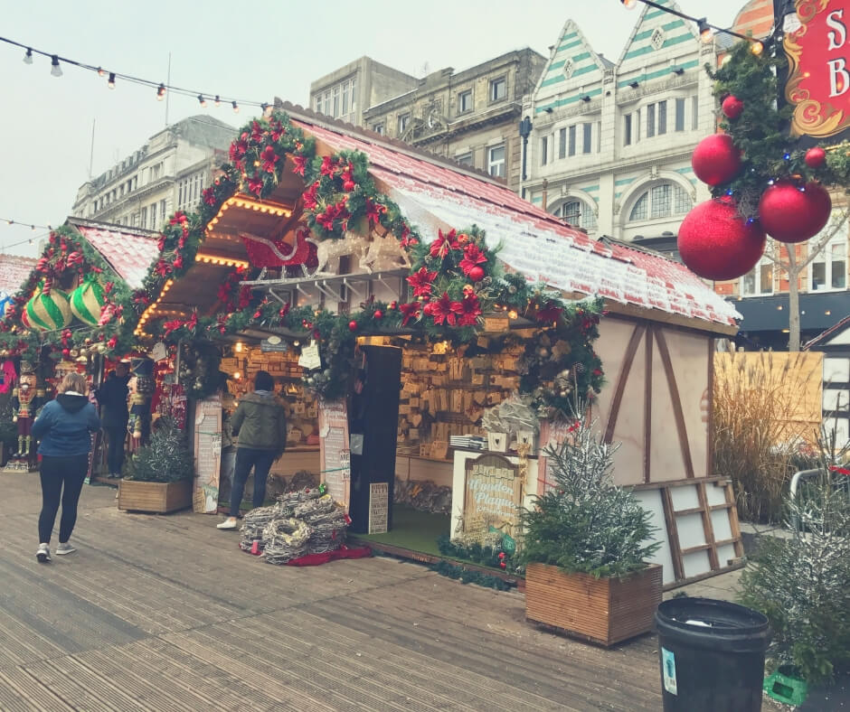 Take A Step Back This Christmas | Look at all the wonderful shopping areas and decorations around town!