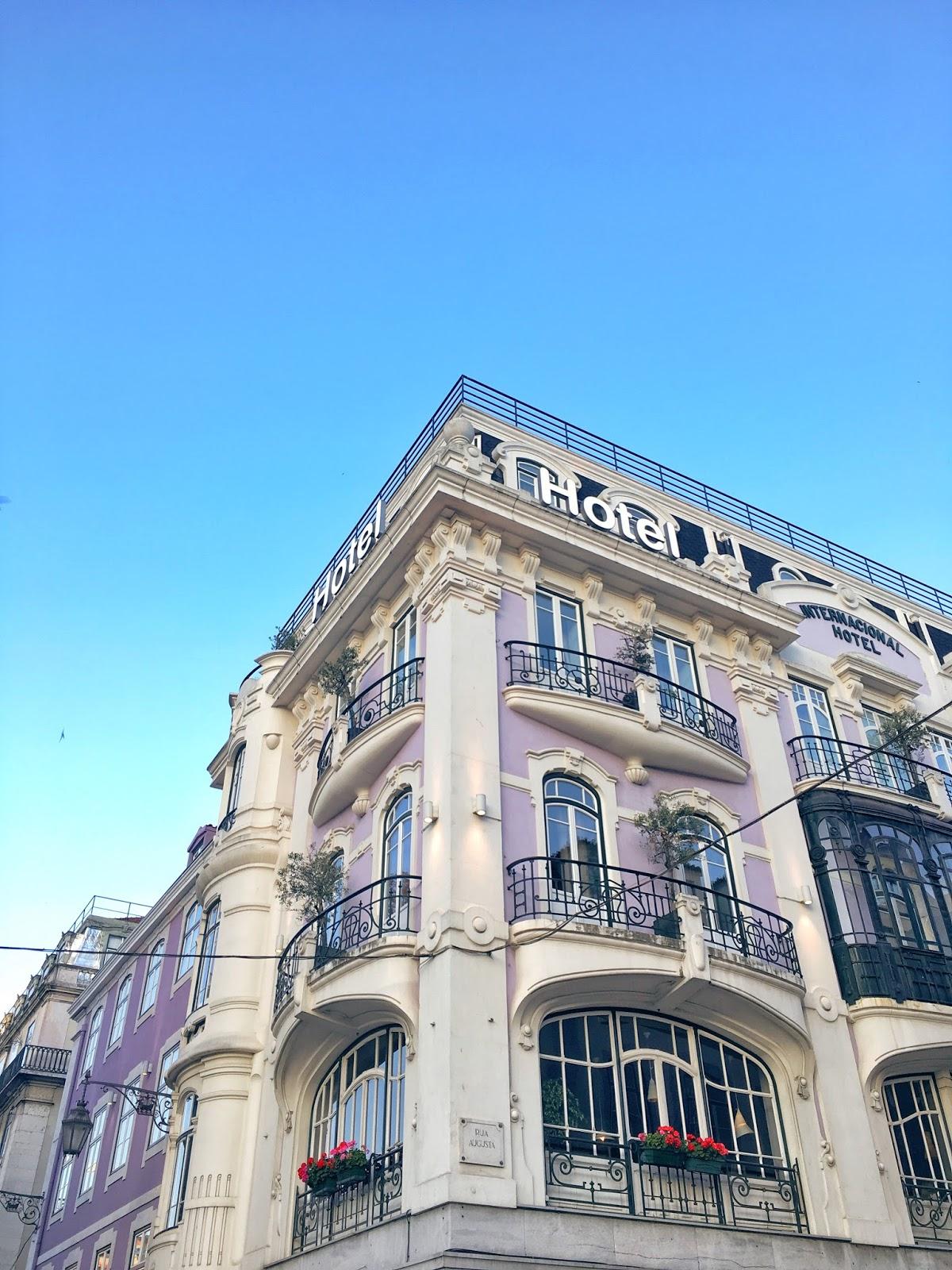 Lisabon, Portugalsko, cestovní blog Ejnets