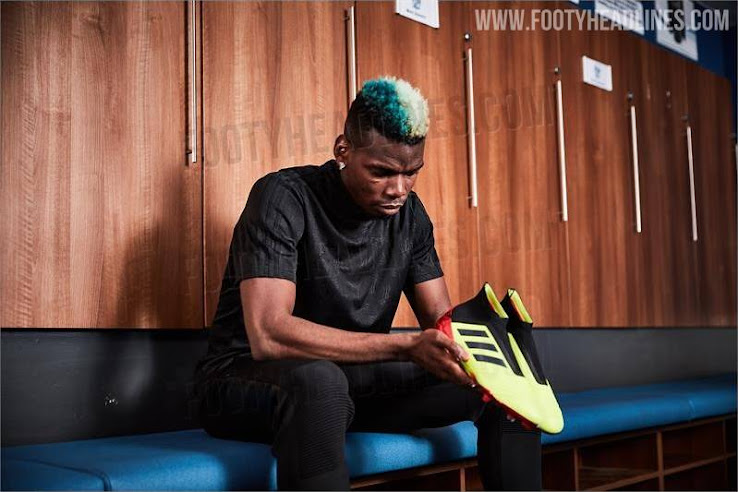 Energy Mode Pack Adidas 2018 World Cup Boots Released