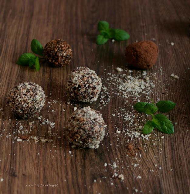 zdrowe domowe słodycze