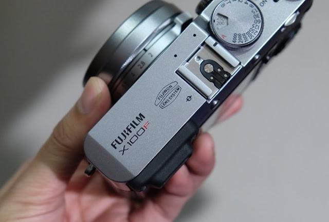 Máy ảnh Fujifilm X100F trình làng đẹp mắt - 171171