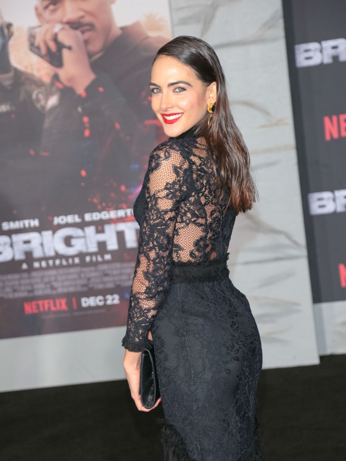 HD Wallpapers & Sexy Photos of Daniela Botero at Bright Premiere in Los Angeles