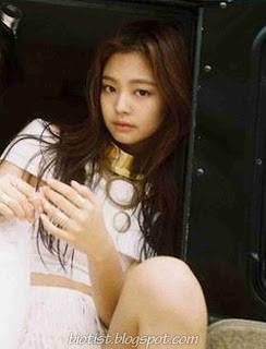 Black Pink Jennie Kim Latest Photos in 2016