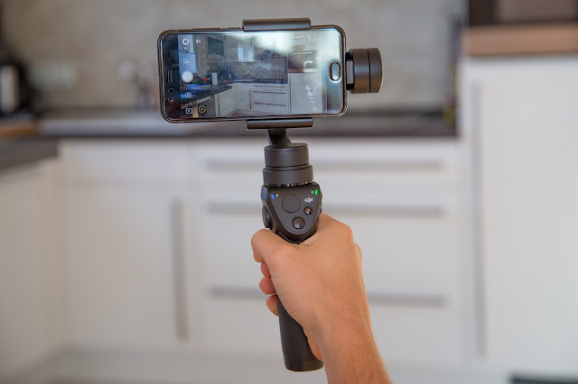 Gear of the Week #GOTW KW 36  DJI Osmo Mobile Smartphone Gimbal  Smartphone-Gimbal-Test  Gear-Review 01
