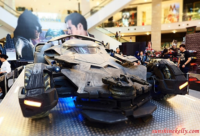 Batman v Superman, Dawn of Justice, Who Will Win, Batman, Superman, Batmobile, Wonder Woman, DC Entertainment, Warner Bros, Pavilion KL, DC Comics Super Heroes, Prime 1 Studio, Hot Toys,