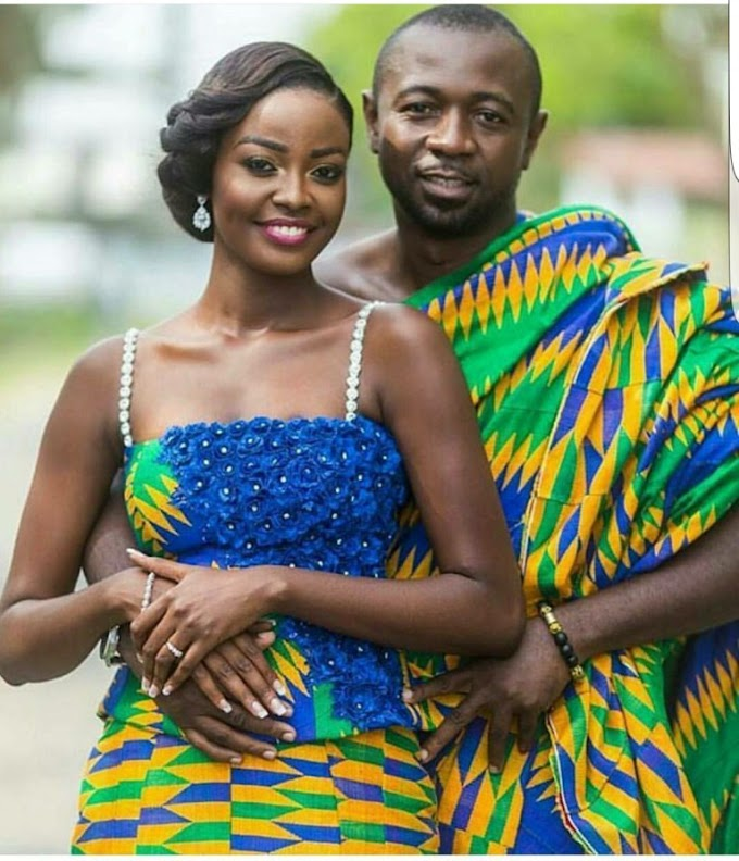 Meet the man who married Miss World 2013 2nd runner-up, Naa Okailey Shooter