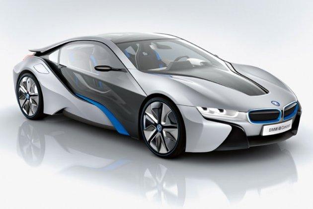 Bmw Electric Car New Cars