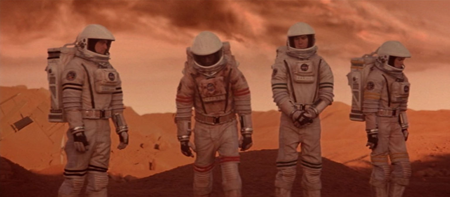 Say; Hello Spaceman: Mission To Mars (2000)