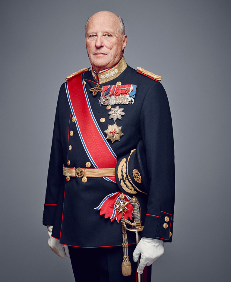 Diversity Is Beautiful His Majesty King Harald V Says