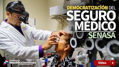 VIDEO: Democratización del seguro médico SENASA