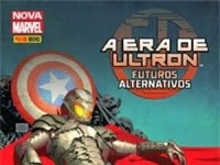Resenha A Era de Ultron: Futuros Alternativos