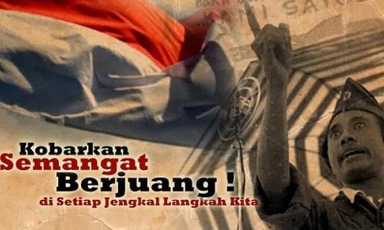 10 November Diperingati Sebagai Hari Pahlawan