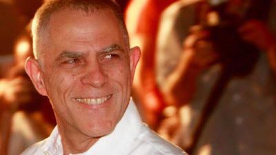 Arnon Mozes, empresario israelí editor del diario Yedioth Ahronoth.