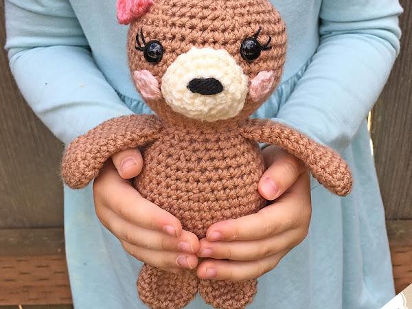 Amigurumi Seal Pup - A Free Crochet Pattern