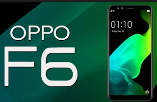 Firmware Oppo F6 tested