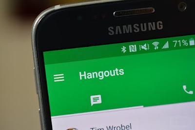 Versi 8 Google Hangouts Punya Fitur Yang Cocok Dengan Android N